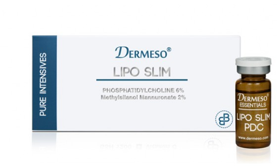 LIPO SLIM PDC WITH SODIUM DEOXYCHOLATE 2.5%